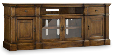 Hooker Furniture - Archivist Entertainment Console - 5447-55485
