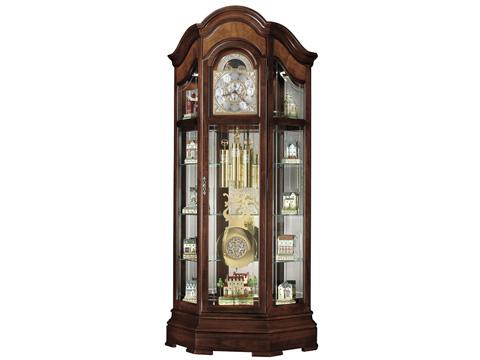 Howard Miller Clock Co. - Majestic II Floor Clock - 610-939