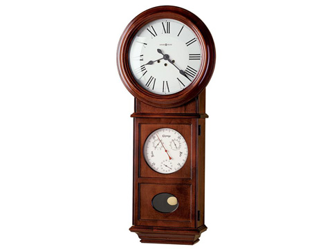 Howard Miller Clock Co. - Lawyer II Wall Clock - 620-249
