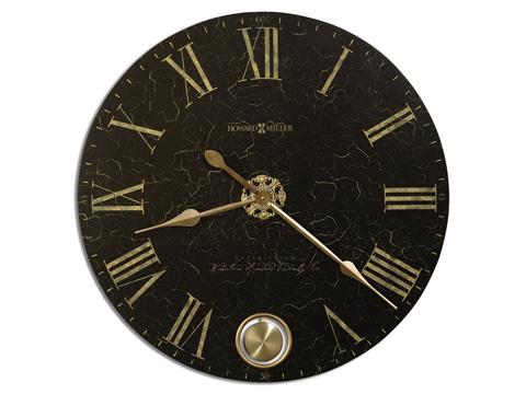 Howard Miller Clock Co. - London Night Wall Clock - 620-474