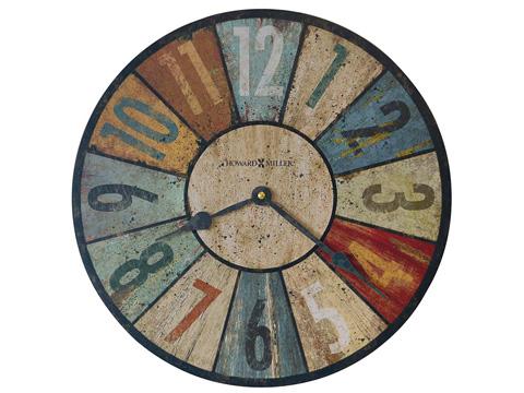 Howard Miller Clock Co. - Sylvan II Wall Clock - 620-503