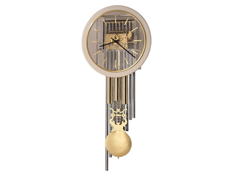 Howard Miller Clock Co. - Focal Point Wall Clock - 622-779