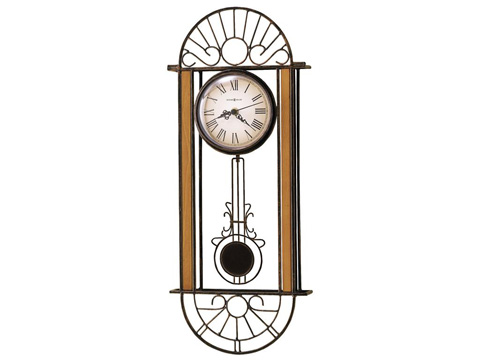 Howard Miller Clock Co. - Devahn Wall Clock - 625-241