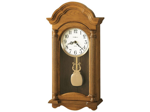 Howard Miller Clock Co. - Amanda Wall Clock - 625-282
