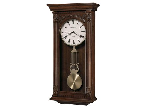 Howard Miller Clock Co. - Greer Wall Clock - 625-352