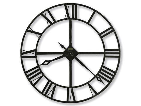 Howard Miller Clock Co. - Lacy Wall Clock - 625-372