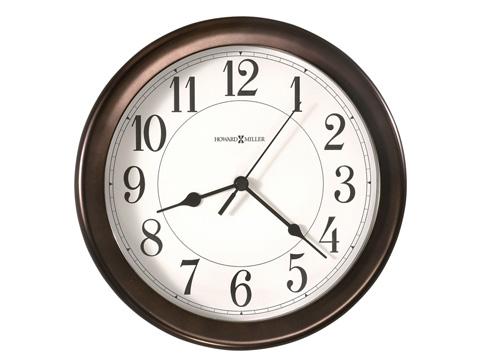 Howard Miller Clock Co. - Virgo Wall Clock - 625-381