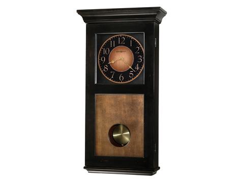 Howard Miller Clock Co. - Corbin Wall Clock - 625-383