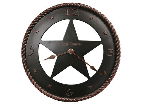 Howard Miller Clock Co. - Maverick Wall Clock - 625-445