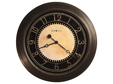 Howard Miller Clock Co. - Chadwick Wall Clock - 625-462