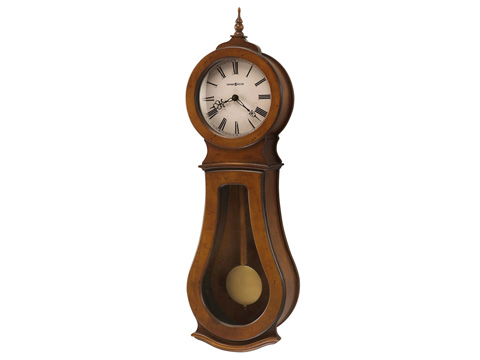 Howard Miller Clock Co. - Cleo Wall Clock - 625-500