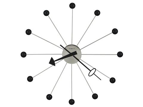 Howard Miller Clock Co. - Ball II Wall Clock - 625-527