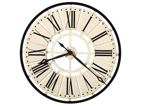 Howard Miller Clock Co. - Pierre Wall Clock - 625-546