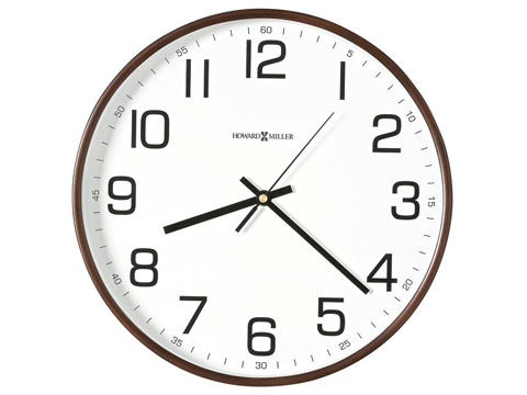 Howard Miller Clock Co. - Kenton Wall Clock - 625-560