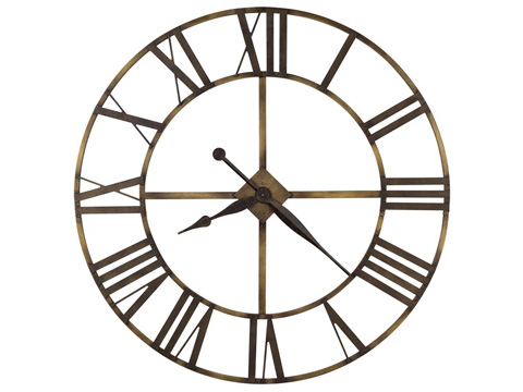Howard Miller Clock Co. - Wingate Wall Clock - 625-566