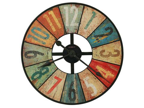 Howard Miller Clock Co. - Grange Hall Wall Clock - 625-575