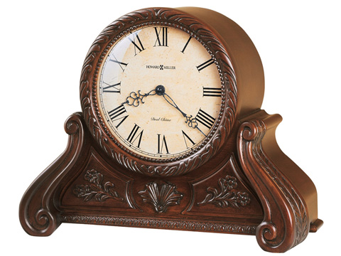 Howard Miller Clock Co. - Cynthia Table Clock - 635-124