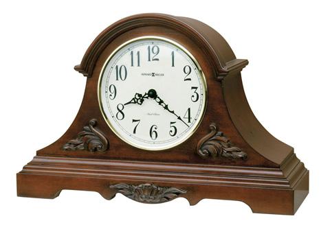 Howard Miller Clock Co. - Sheldon Table Clock - 635-127