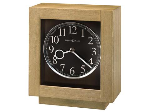Howard Miller Clock Co. - Camlon Mantel Table Clock - 635-183