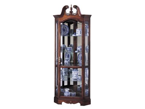 Howard Miller Clock Co. - Berkshire Display Cabinet - 680-205