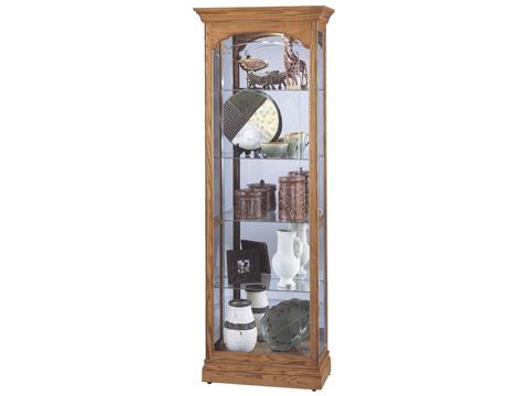 Howard Miller Clock Co. - Torrington Display Cabinet - 680-341