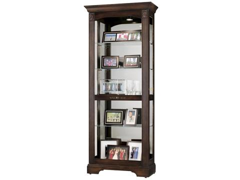Howard Miller Clock Co. - Ricardo Display Cabinet - 680-420