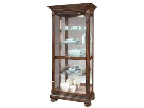 Howard Miller Clock Co. - Curtis Display Cabinet - 680-561