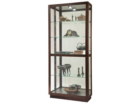 Howard Miller Clock Co. - Jayden Display Cabinet - 680-575