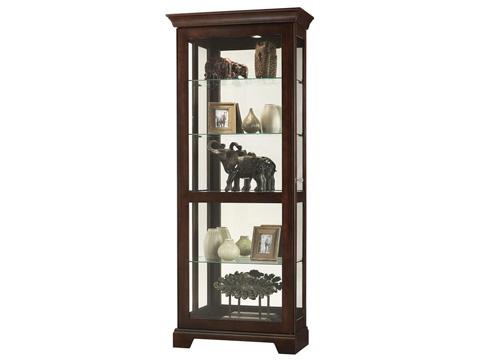 Howard Miller Clock Co. - Berends III Display Cabinet - 680-579