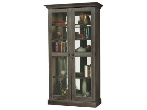 Howard Miller Clock Co. - Lennon III Display Cabinet - 670-007