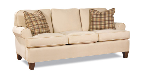 Huntington House - Large Upholstered Sofa - 2041-20