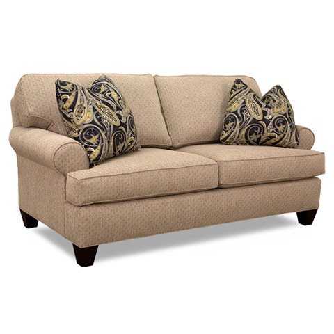Huntington House - Two Cushion Sofa - 2041-70