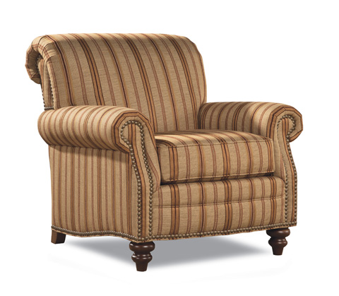 Huntington House - Upholstered Chair - 7481-50