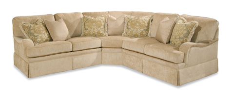 Huntington House - Three Piece Sectional - 2061 SECTIONAL