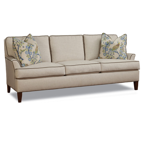Huntington House - Three Cushion Sofa - 2031-10