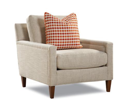 Huntington House - Track Arm Chair - 7209-50
