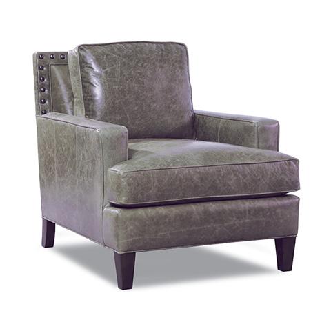 Huntington House - Leather Club Chair - 7219-50
