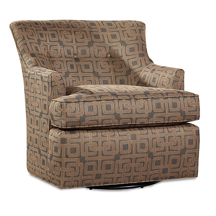 Huntington House - Swivel Chair - 7412-56