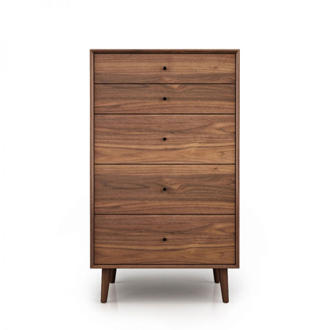 Huppe - Five Drawer Chest - 009725
