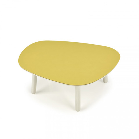 Huppe - Lacquered Small Center Table - 5573PS