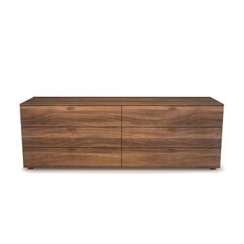 Huppe - Six Drawer Dresser - 002335