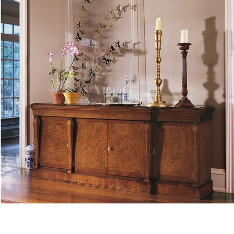 Hurtado - Credenza with Four Drawers - 302608
