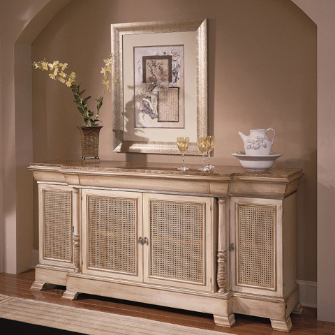 Hurtado - Credenza with Four Doors - 302990-5