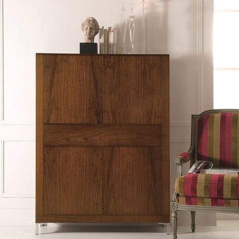 Hurtado - Bookcase with Doors - 304904