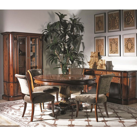 Hurtado - Round Dining Table - DA0004