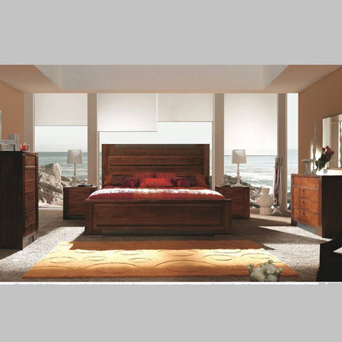 Hurtado - King Bed - 3KP547
