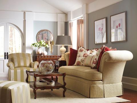 Henredon - Jacquelyn One Cushion Sofa - H0651-C
