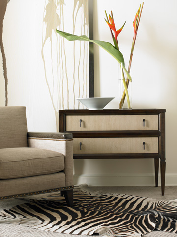 Hickory White - Nolan Two Drawer Chest - 245-72