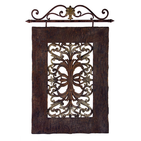 IMAX Worldwide Home - Casa Lucia Hanging Panel - 1107