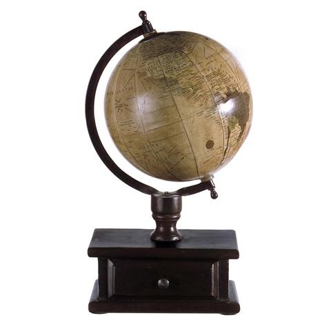IMAX Worldwide Home - Globe with Storage - 5412